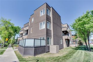 Photo 2: 103 320 12 Avenue NE in Calgary: Crescent Heights Apartment for sale : MLS®# C4248923