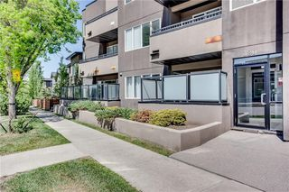 Photo 3: 103 320 12 Avenue NE in Calgary: Crescent Heights Apartment for sale : MLS®# C4248923
