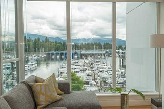 "Photo 11: 307 1717 BAYSHORE Drive in Vancouver: Coal Harbour Condo for sale in ""BAYSHORE GARDENS"" (Vancouver West)  : MLS®# R2380372"
