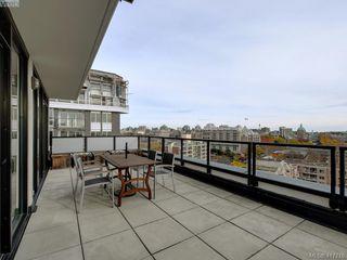 Photo 3: 1002 500 Oswego Street in VICTORIA: Vi James Bay Condo Apartment for sale (Victoria)  : MLS®# 417716