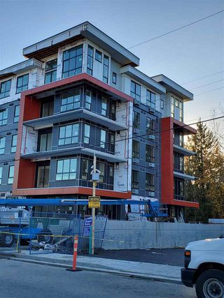 """Photo 1: 201 5485 BRYDON Crescent in Surrey: Langley City Condo for sale in """"THE WESLEY"""" (Langley)  : MLS®# R2424106"""