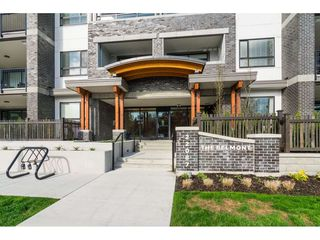 "Main Photo: 110 22087 49 Avenue in Langley: Murrayville Condo for sale in ""The Belmont"" : MLS®# R2427210"