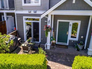 "Photo 2: 15 6300 LONDON Road in Richmond: Steveston South Townhouse for sale in ""MCKINNEY CROSSING"" : MLS®# R2477663"