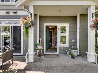 "Photo 37: 15 6300 LONDON Road in Richmond: Steveston South Townhouse for sale in ""MCKINNEY CROSSING"" : MLS®# R2477663"