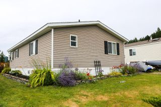 Main Photo: 20 4510 Power Road in Barriere: BA Manufactured Home for sale (NE)  : MLS®# 157887