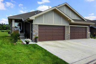 Photo 1: 24 50 Legacy Terrace: St. Albert House Half Duplex for sale : MLS®# E4217228