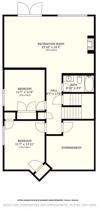 Photo 31: 24 50 Legacy Terrace: St. Albert House Half Duplex for sale : MLS®# E4217228