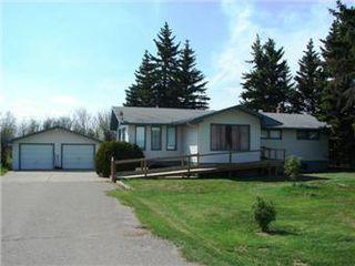 Main Photo: Nolin Acreage: Martensville Acreage for sale (Saskatoon NW)  : MLS®# 400723