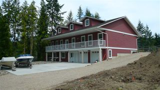 Main Photo: 2824 Serene Place: Blind Bay House for sale (Shuswap Lake)  : MLS®# 10061077