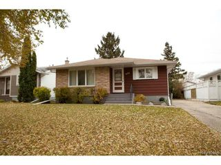 Photo 2: 622 Ian Place in WINNIPEG: North Kildonan Residential for sale (North East Winnipeg)  : MLS®# 1323801
