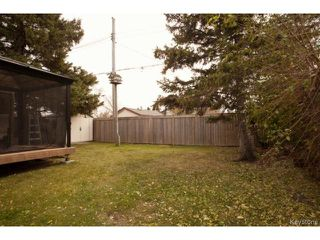 Photo 15: 622 Ian Place in WINNIPEG: North Kildonan Residential for sale (North East Winnipeg)  : MLS®# 1323801