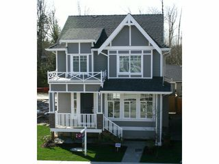 """Photo 1: 7669 211A Street in Langley: Willoughby Heights House for sale in """"Yorkson"""" : MLS®# F1326245"""