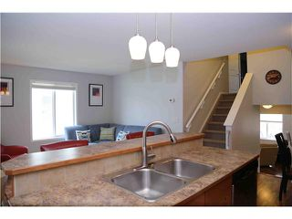 Photo 4: 575 STONEGATE Way NW: Airdrie Residential Attached for sale : MLS®# C3617598