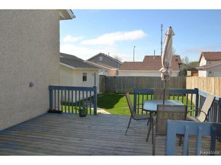 Photo 17: 58 Becontree Bay in WINNIPEG: St Vital Residential for sale (South East Winnipeg)  : MLS®# 1411805