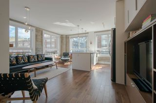 "Photo 2: 209 1216 HOMER Street in Vancouver: Yaletown Condo for sale in ""THE MURCHIES BUILDING"" (Vancouver West)  : MLS®# R2003084"