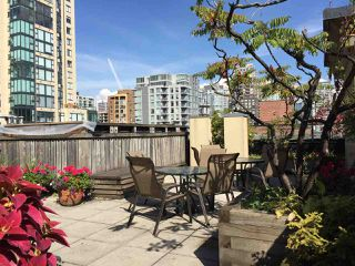 "Photo 21: 209 1216 HOMER Street in Vancouver: Yaletown Condo for sale in ""THE MURCHIES BUILDING"" (Vancouver West)  : MLS®# R2003084"