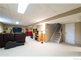Photo 20: 327 Shelley Street in Winnipeg: Westwood / Crestview Residential for sale (West Winnipeg)  : MLS®# 1609107