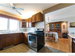 Photo 9: 327 Shelley Street in Winnipeg: Westwood / Crestview Residential for sale (West Winnipeg)  : MLS®# 1609107