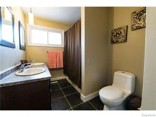 Photo 16: 327 Shelley Street in Winnipeg: Westwood / Crestview Residential for sale (West Winnipeg)  : MLS®# 1609107