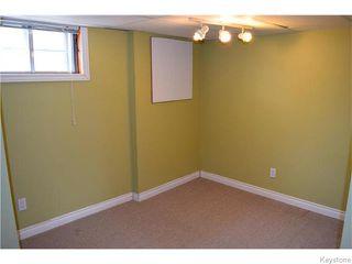 Photo 12: 384 Enniskillen Avenue in Winnipeg: West Kildonan / Garden City Residential for sale (North West Winnipeg)  : MLS®# 1611697