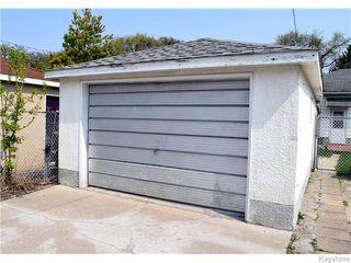 Photo 16: 384 Enniskillen Avenue in Winnipeg: West Kildonan / Garden City Residential for sale (North West Winnipeg)  : MLS®# 1611697
