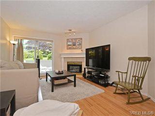 Photo 2: 110 494 Marsett Place in VICTORIA: SW Royal Oak Condo Apartment for sale (Saanich West)  : MLS®# 367625
