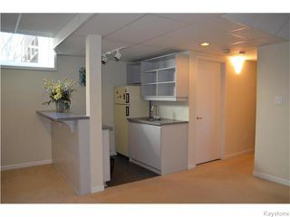 Photo 16: 826 Kilkenny Drive in Winnipeg: Fort Richmond Residential for sale (1K)  : MLS®# 1621110