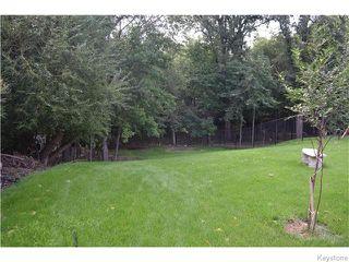 Photo 20: 826 Kilkenny Drive in Winnipeg: Fort Richmond Residential for sale (1K)  : MLS®# 1621110
