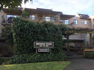 "Photo 19: 206 251 W 4TH Street in North Vancouver: Lower Lonsdale Condo for sale in ""Britannia Place"" : MLS®# R2133432"