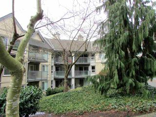 "Photo 1: 403 6707 SOUTHPOINT Drive in Burnaby: South Slope Condo for sale in ""Mission Woods"" (Burnaby South)  : MLS®# R2142149"
