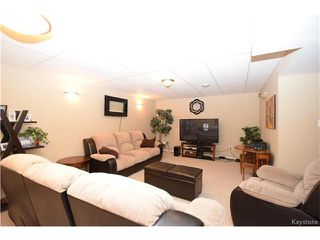 Photo 16: 16 Paul Martin Drive in Winnipeg: Mission Gardens Residential for sale (3K)  : MLS®# 1713470