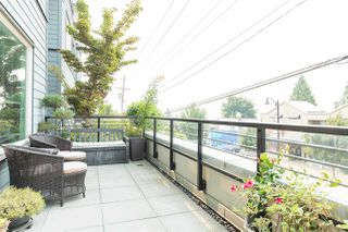 "Photo 9: 106 709 TWELFTH Street in New Westminster: Moody Park Condo for sale in ""SHIFT"" : MLS®# R2195187"