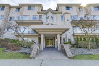 Photo 1: 101 3128 Flint Street in Port Coquitlam: Glenwood PQ Condo for sale : MLS®# R2247316