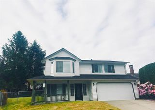 """Photo 1: 35864 HEATHERSTONE Place in Abbotsford: Abbotsford East House for sale in """"MOUNTAIN VILLAGE"""" : MLS®# R2273022"""