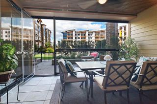 "Photo 1: 117 2860 TRETHEWEY Street in Abbotsford: Abbotsford West Condo for sale in ""LA  GALLERIA"" : MLS®# R2286407"