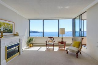 "Photo 7: 602 1972 BELLEVUE Avenue in West Vancouver: Ambleside Condo for sale in ""Waterford House"" : MLS®# R2290755"