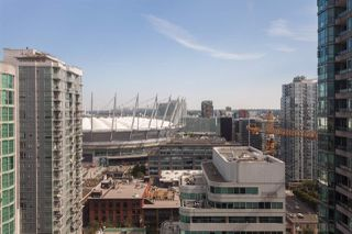 "Photo 17: 2201 867 HAMILTON Street in Vancouver: Downtown VW Condo for sale in ""JARDINE'S LOOKOUT"" (Vancouver West)  : MLS®# R2297178"