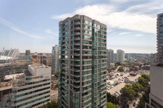 "Photo 18: 2201 867 HAMILTON Street in Vancouver: Downtown VW Condo for sale in ""JARDINE'S LOOKOUT"" (Vancouver West)  : MLS®# R2297178"