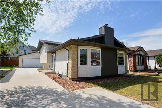 Photo 1: 107 Brentlawn Boulevard in Winnipeg: Richmond West Residential for sale (1S)  : MLS®# 1823314