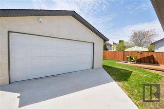 Photo 20: 107 Brentlawn Boulevard in Winnipeg: Richmond West Residential for sale (1S)  : MLS®# 1823314