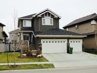 Main Photo: 305 Bridgeport Place: Leduc House for sale : MLS®# E4127248