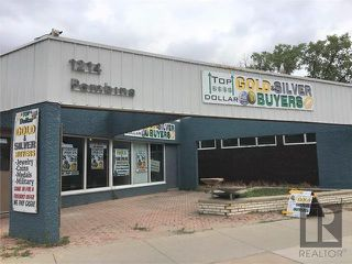 Photo 1: 1214 Pembina Highway in Winnipeg: Industrial / Commercial / Investment for sale (1J)  : MLS®# 1824513
