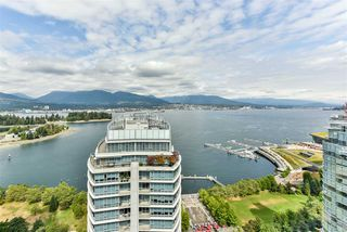 "Photo 1: 1903 1205 HASTINGS Street in Vancouver: Coal Harbour Condo for sale in ""CIELO"" (Vancouver West)  : MLS®# R2310461"