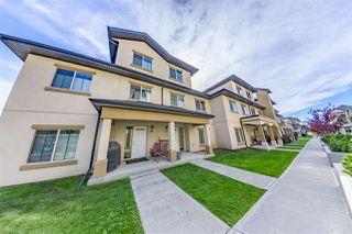 Main Photo: 115 10510 56 Avenue in Edmonton: Zone 15 Townhouse for sale : MLS®# E4132021