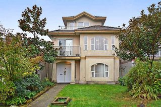 Main Photo: 7639 PRINCE EDWARD Street in Vancouver: South Vancouver House for sale (Vancouver East)  : MLS®# R2320041