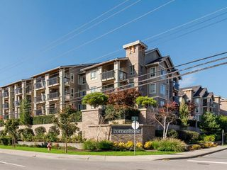 "Main Photo: 217 21009 56 Avenue in Langley: Salmon River Condo for sale in ""Cornerstone"" : MLS®# R2320581"