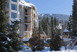 Main Photo: 206 4809 SPEARHEAD Drive in Whistler: Benchlands Condo for sale : MLS®# R2323135
