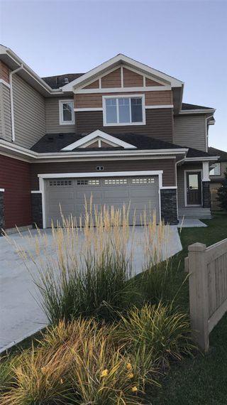 Main Photo: 1 3103 HILTON Drive in Edmonton: Zone 58 Townhouse for sale : MLS®# E4137535