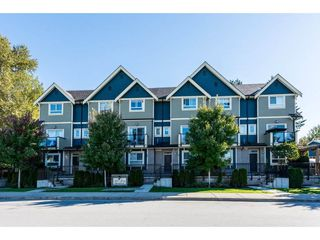 "Main Photo: 212 3488 SEFTON Street in Port Coquitlam: Glenwood PQ Townhouse for sale in ""Sefton Springs"" : MLS®# R2331979"