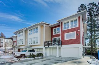 "Photo 1: 55 24108 104 Avenue in Maple Ridge: Albion Townhouse for sale in ""Ridgemont"" : MLS®# R2344120"